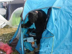 Gorilla Highfield 2015 Zelt