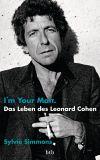 "Cover des Buchs ""I'm Your Man"" Das Leben des Leonard Cohen von Sylvie Simmons"