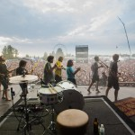 Labrassbanda Highfield Festival Konzert Show