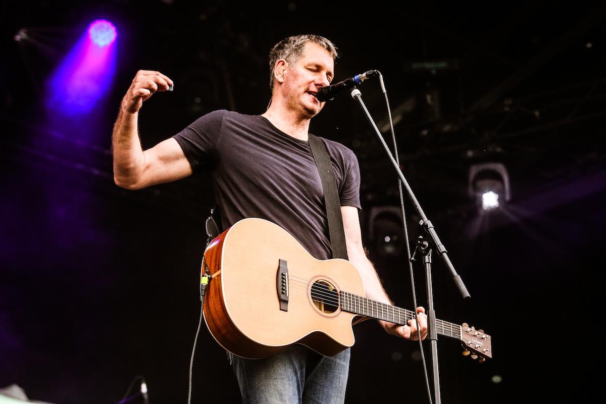 Markus Wiebusch Highfield Festival Konzert