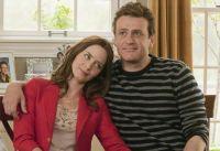 """Szene aus dem Film """"Fast verheiratet"""" mit Emily Blunt und Jason Segel"""