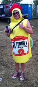 Highfield 2015 Kostüm Tequila