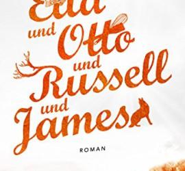 Cover des Buchs Etta und Otto und Russell und James von Emma Hooper