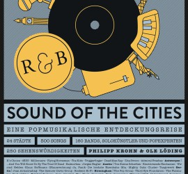 Cover des Buchs Sound Of The Cities bei Rogner & Bernhard Philipp Krohn Ole Löding