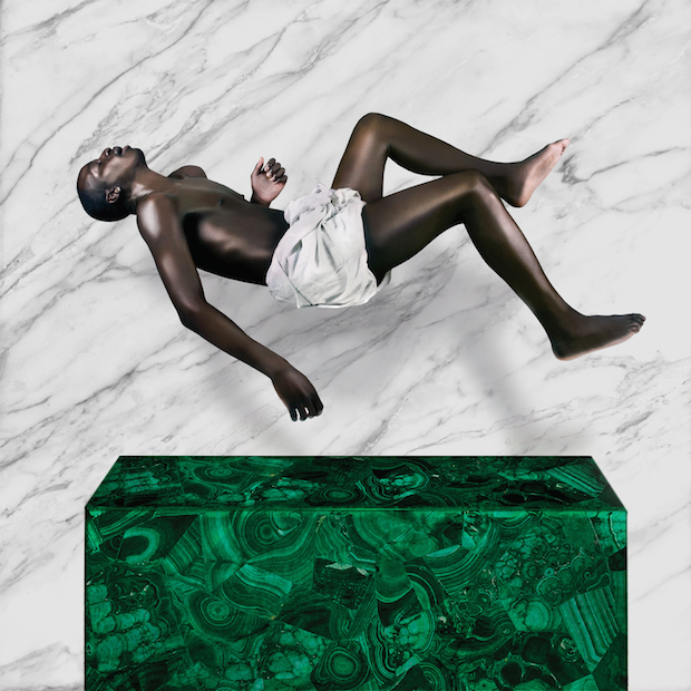 Cover des Albums La Vie Est Belle von Petite Noir