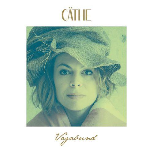 Cover des Albums Vagabund von Cäthe bei DEAG