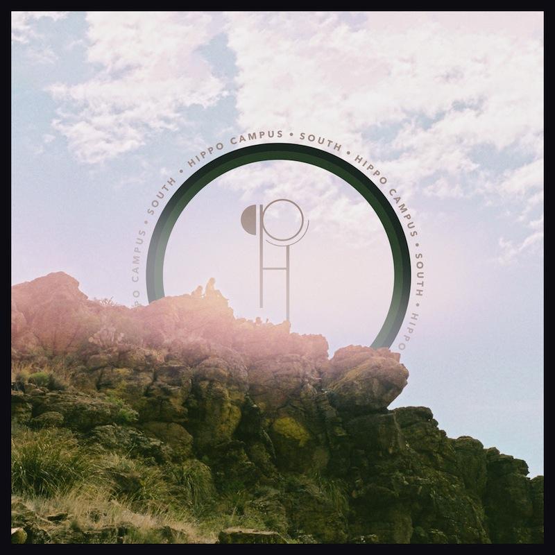 Cover der EP South von Hippo Campus