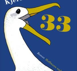 Cover des Buchs 33 von Kjersti A. Skomsvold bei Hoffmann und Campe