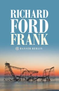 Cover des Buchs Frank von Richard Ford Roman