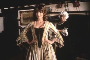 Szene aus dem Film Fanny Hill mit Lisa Foster