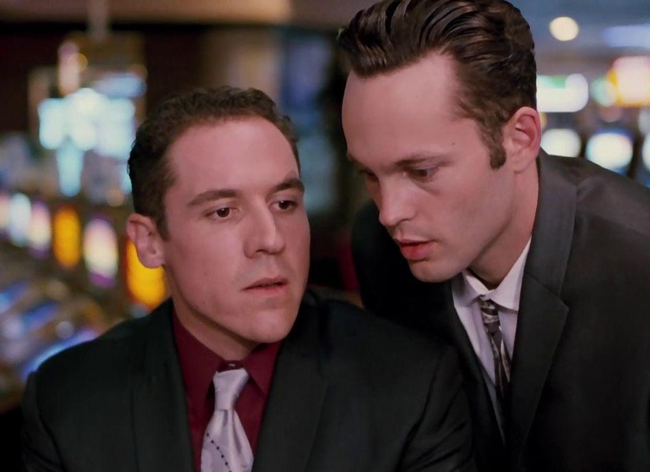 Szene aus dem Film Swingers mit Vince Vaughn 1996