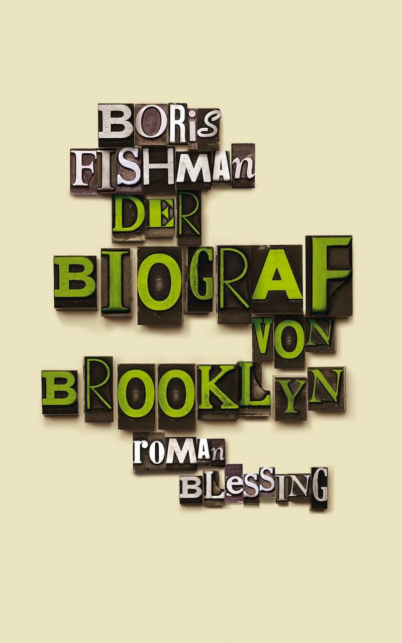 Cover des Buchs Der Biograf von Brooklyn von Boris Fishman Kritik Rezension