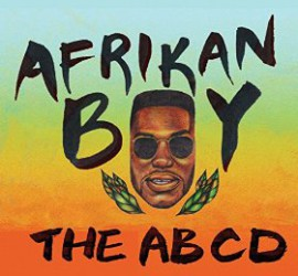 Cover des Albums The ABCD von Afrikan Boy