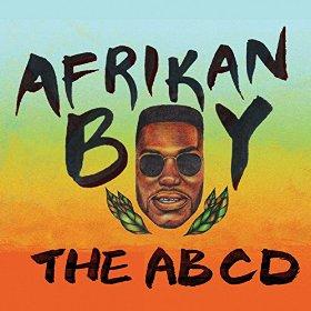 Cover des Albums The ABCD von Afrikan Boy