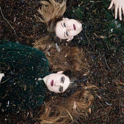 Cover des Albums Wild Winter von Smoke Fairies Kritik Rezension