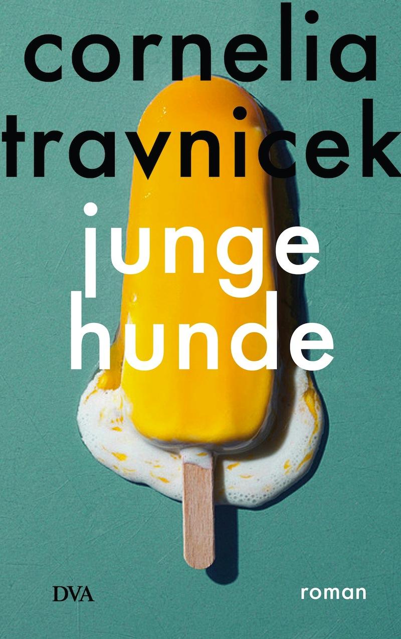 Cover des Buchs Junge Hunde von Cornelia Travnicek