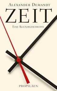 Cover des Buchs Zeit von Alexander Demandt