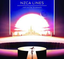 Cover des Albums Infinite Summer von NZCA Lines