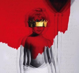 Cover des Albums Anti von Rihanna Kritik Rezension