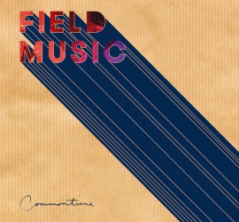 Cover des Albums Commontime von Field Music