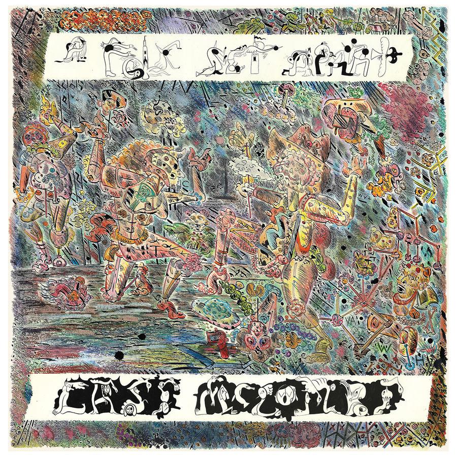 A Folk Set Apart Albumcover Kritik Rezension