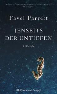 Jenseits der Untiefen Favel Parrett Kritik Rezension