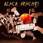 Albumkritik Black Peaches Get Down You Dirty Rascals Rezension