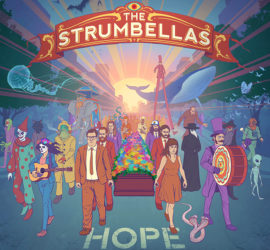 The Strumbellas Hope Albumkritik Rezension