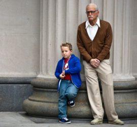 Bad Grandpa Jackass Kritik Rezension