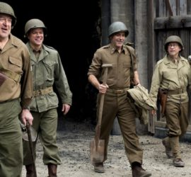 Filmkritik Monuments Men Rezension