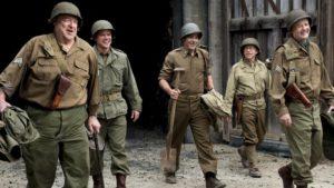 Filmkritik Monuments Men Rezension