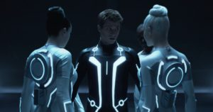 Tron Legacy Film Kritik Rezension