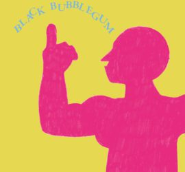 Black Bubblegum Eric Copeland Kritik Rezension