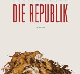 Die Republik Joost de Vries Kritik Rezension
