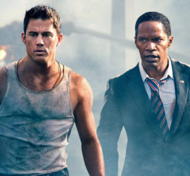 White House Down Filkritik Rezension