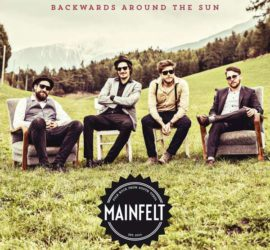 Backwards Around The Sun Mainfelt Kritik Rezension