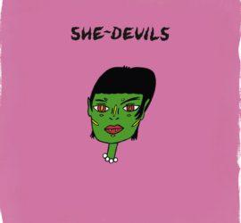 She-Devils Album Kritik Rezension
