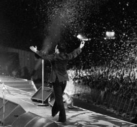 Robbie Williams Berlin Waldbühne Konzert Kritik