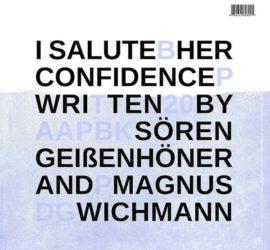 Her Confidence I Salute Kritik Rezension