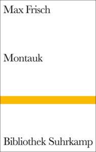 Montauk Max Frisch Kritik Rezension