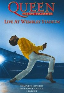 Queen Live At Wembley Stadium Kritik Rezension