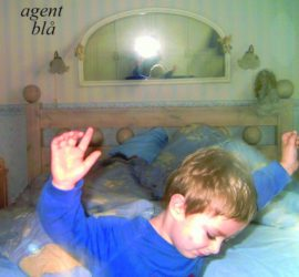 Agent Blå Kritik Rezension Album