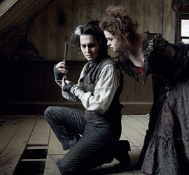Sweeney Todd Filmkritik Rezension