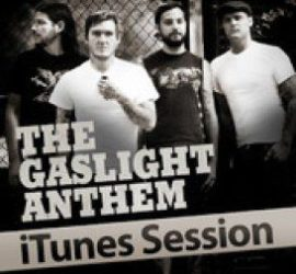 The Gaslight Anthem iTunes Sessions Review Kritik