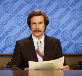Anchorman – Die Legende von Ron Burgundy Filmkritik Rezension