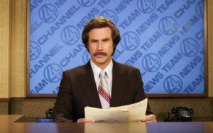 Anchorman – Die Legende von Ron Burgundy Filmkritik Rezension