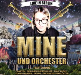 Mine Live in Berlin Kritik Rezension