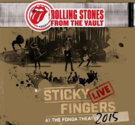 Rolling Stones Sticky Fingers Live Review Kritik