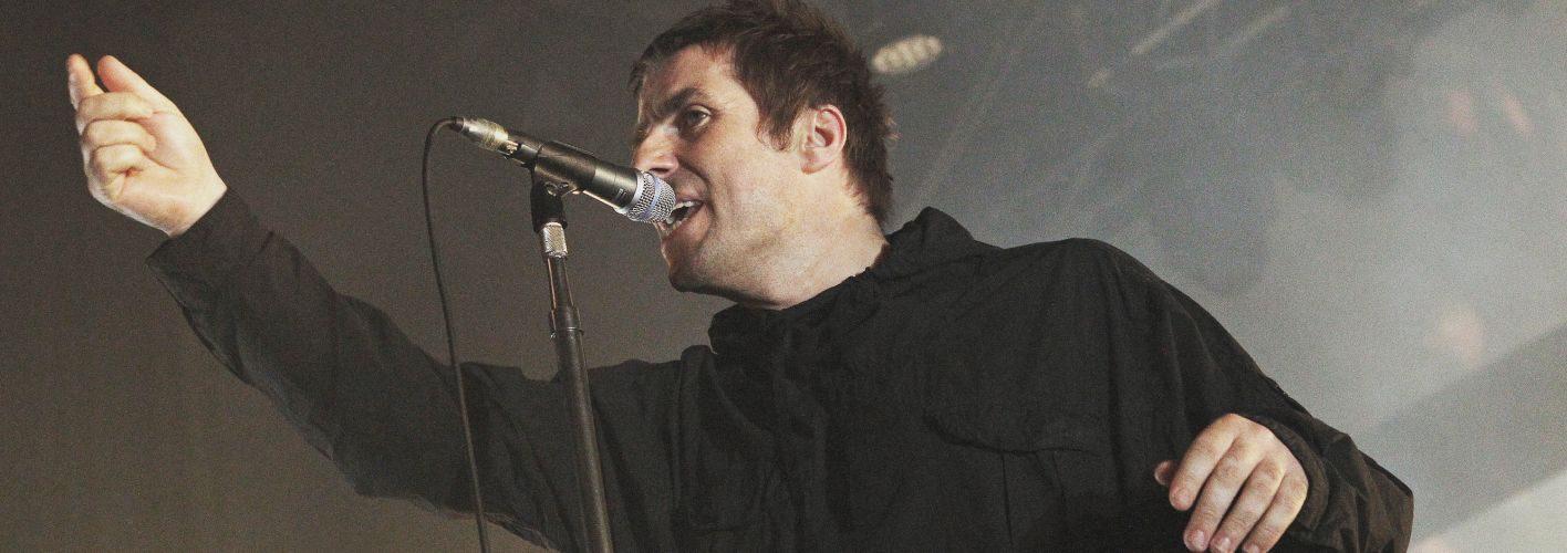 Liam Gallagher Oasis live London Electric Brixton