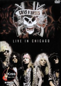 Live in Chicago Guns N' Roses Kritik Rezension